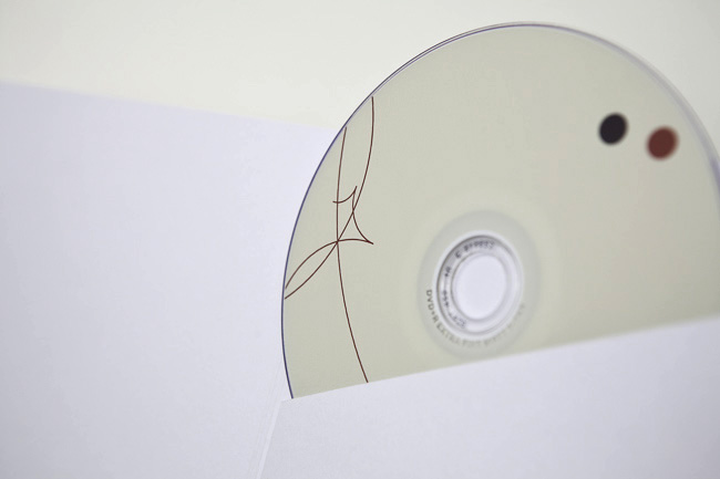 CD-Hülle, CD-Label
